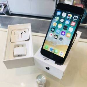 MINT IPHONE 7 256GB BLACK BOX ACCESSORIES WARRANTY Surfers Paradise Gold Coast City Preview