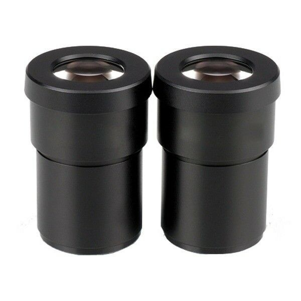 AmScope Super Wide Field 30X Eyepieces 30mm for Microscope