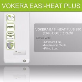 Vokera Easi-Heat Plus 29C (ERP) Boiler Pack 20116910 from Vokera Approved Stockist