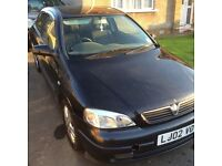2002 Astra SXI with 12 mths MOT