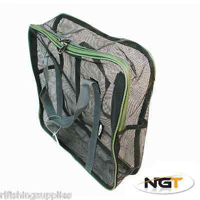 Air Dry Boilie Bag x 2 Large Holds up to 10 KG Mesh for Carp Fishing