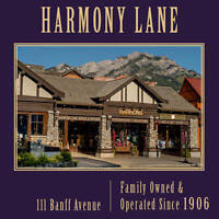 Harmony Lane — Affordable Office Space in Downtown Banff