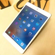 Near new iPad mini 2 with retina white 16G wifi with charger Calamvale Brisbane South West Preview
