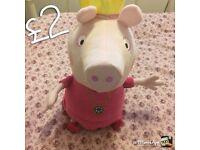Talking Peppa Pig