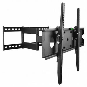 "TV WALL BRACKET FULL MOTION FOR TV SCREEN 37""-70""  WALL MOUNT"