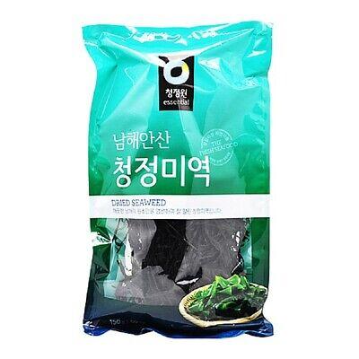 [Chungjungwon]100g Seaweed Sea  KOREA Miyeok Wakame Mustard