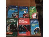 Driving books