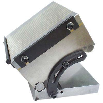 Ttc 6 X 6 X 4-58 Magnetic Sine Plate