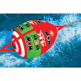 Tow Bobber rope tube inflatable towable lounge water-ski WOW 15-3000