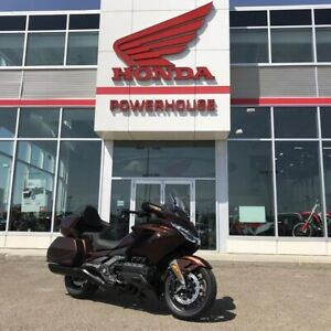 2018 Honda Gold Wing ABS
