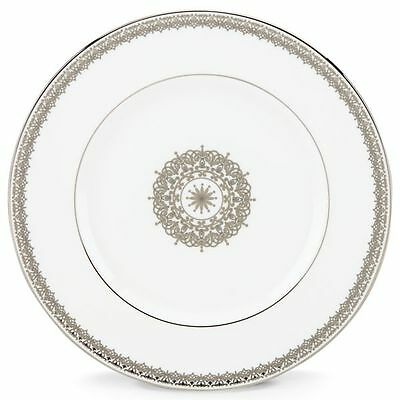 Lenox Lace Couture 9 Inch Accent Plates, Set of 4 ()