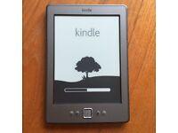 Amazon Kindle 4 E Ink Wifi