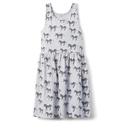 NWT Gymboree Zebra Dress Girls Camp Must Haves 5/6,7/8,10/12,14 (Girls Dresses 7 8)