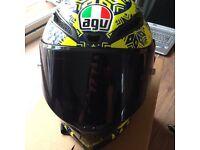 Agv corsa Rossi winter test