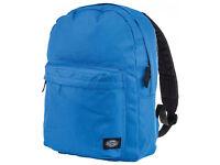 Dickies Indianapolis back pack rucksake bag - ideal for school (Brand New)