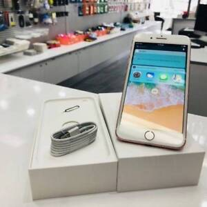 Genuine iphone 7 plus 256gb rose gold unlocked Apple Warranty Surfers Paradise Gold Coast City Preview