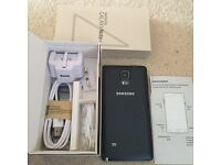 Samsung Galaxy Note 4 Brand new 32 gb !! Unlocked 4G ready Black Colour boxed