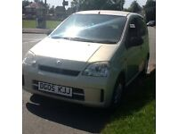 Daihatsu Charade low low mileage