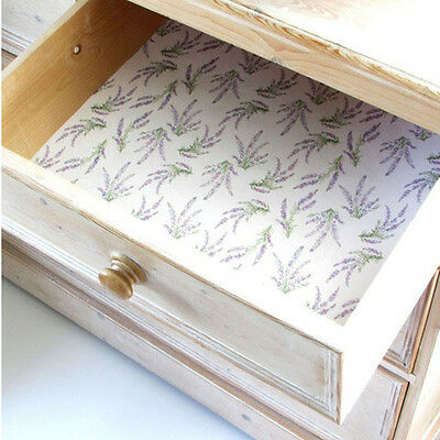 The Master Herbalist Five Lavender Scented Drawer Liner from England Shelf Liner for sale  Shipping to India