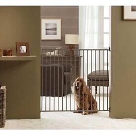 Brand New Tall Adjustable Width Dog Gate