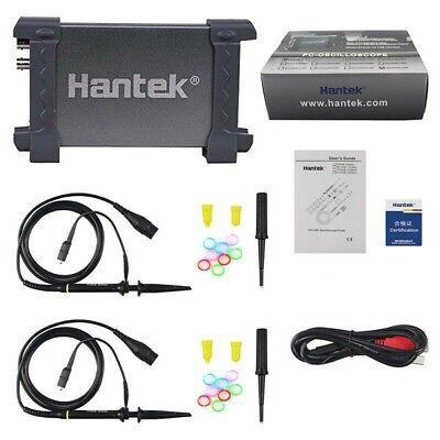 Hantek 20mhz Usb Oscilloscope For Pc Item Hantek6022be
