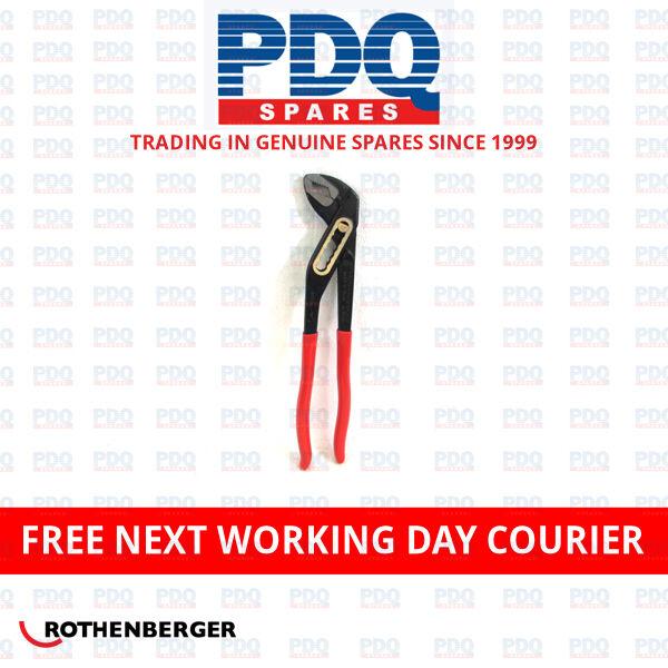 """gratuit prochain jour P /& p * neuf ROTHENBERGER spk pompe à eau pinces grips 12/"""" 7.0523"""