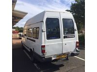 2003 LDV Mini Bus 2.4 TDDI Transit Engine 17 seater