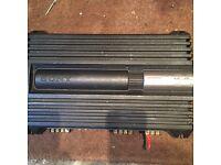 Amplifier cars audio
