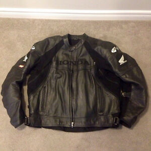HONDA - JOE ROCKET Leather jacket, Size 52 ( 2XL)
