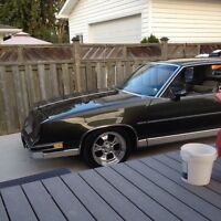 Sweet 85 cutlass
