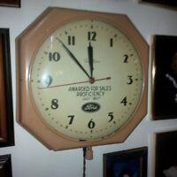 1937 Ford Presentation Clock (Sales Proficiency)