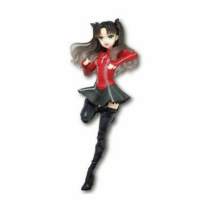 Fate Extra Last Encore Rin Japanese Anime Figure segunda mano  Embacar hacia Spain