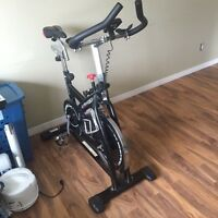 Exercise bike (spin bike)
