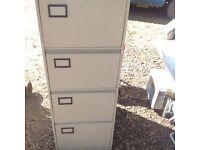 File cabinet x4 draw