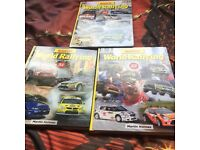 Pirelli world rallying book