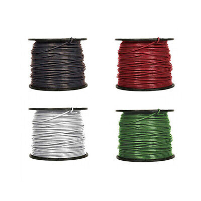 4 Awg Aluminum Thhn Thwn-2 Building Wire 600v Lengths 200 Feet To 1000 Feet