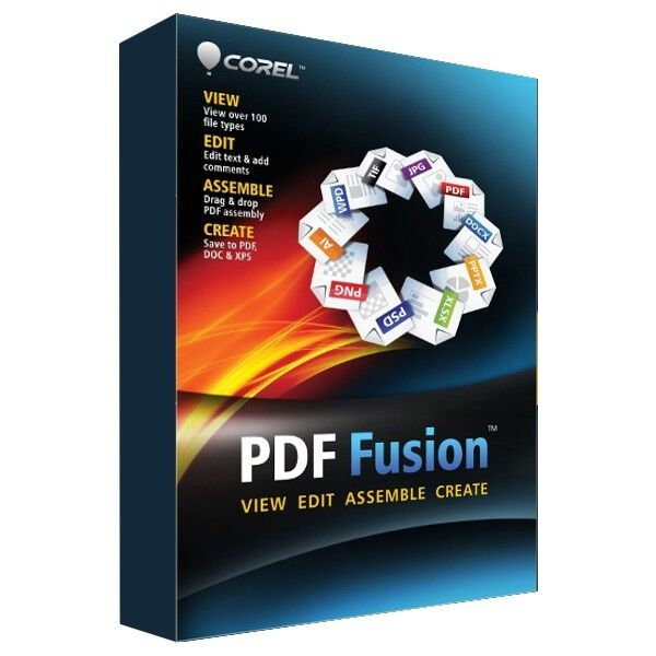 PDF Fusion Editor Creator, SOFORT LINK, Lifetime Version,Volle Lizenz