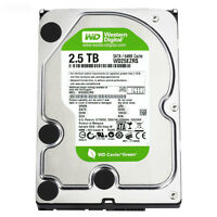 Disque dur Western Digital Green 2.5 To