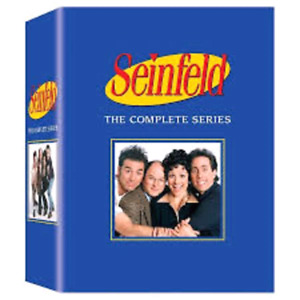 SEINFELD COMPLETE SERIES / NEW