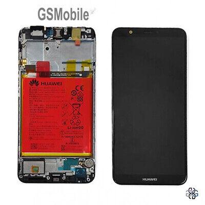 Pantalla Completa LCD Tactil Marco Frame Bateria Huawei P Smart FIG-LX1 ORIGINAL