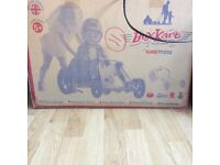 Go Kart retro British made Kiddimoto