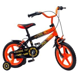 14 in strike kids bike