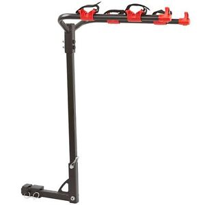 Hitch mounted bike car rack for two (2) bikes BRAND NEW - $80