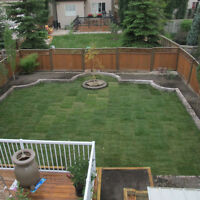 All types of concrete and landscaping