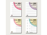 Guitar Bass Ukulele Notebooks