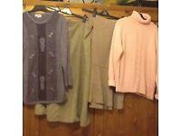 Ladies size 18/20 clothes x 6