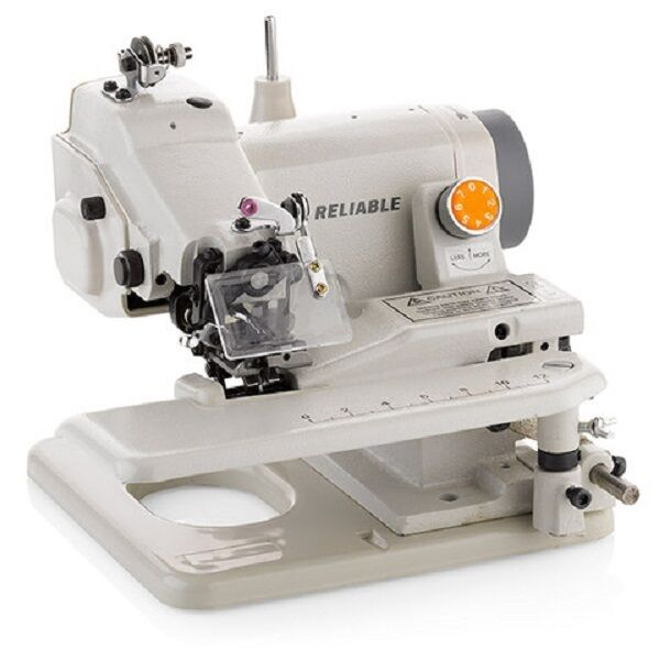 Reliable Maestro 600SB Portable Blindstitch Sewing Machine w