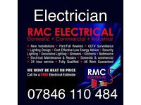 24 hour emergency electrician Newtownards , professional service all work guaranteed