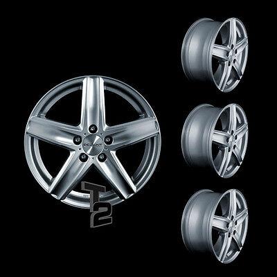 4x 17 Zoll Alufelgen für Mercedes Benz GLA, GLC, GLK / Dezent TG (B-4300912)