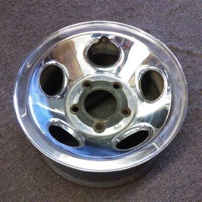 """15"""" CHROME DODGE 1500 2500 3500 VAN 1994-2003 OEM Factory STEEL Wheel Rim 2022B"""